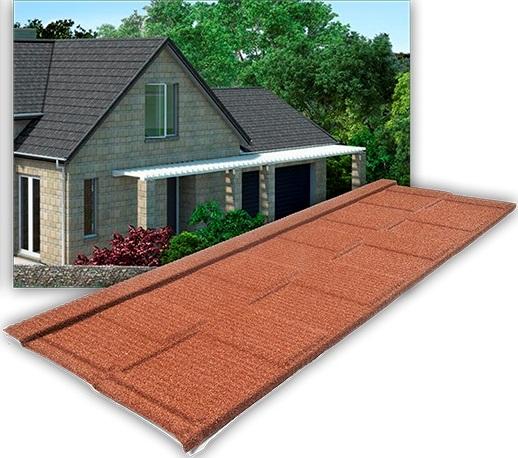Размер металлочерепицы для крыши цена